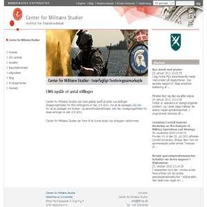 Dansk Institut for Militære Studier
