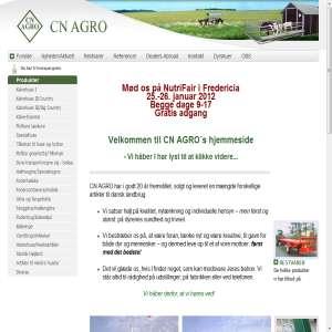 Producent af kreatur- og grisevogne i Nykøbing Mors
