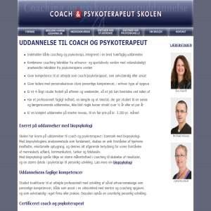 Coach & Psykoterapeut Skolen