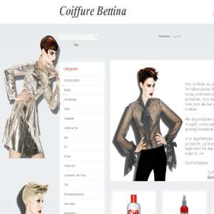 Coiffure Bettina