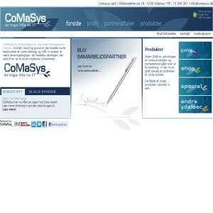 Comasys - Alt med internet