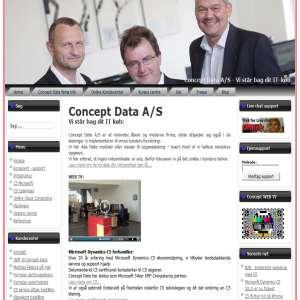 Concept Data A/S - C5 Forhandler i Herning- Medlem af CBC