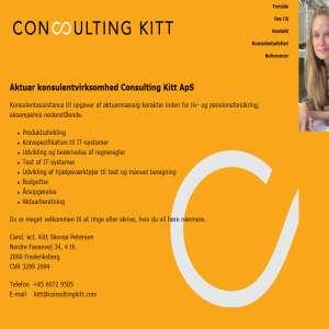 Consulting Kitt
