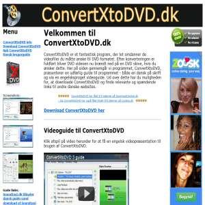 ConvertXtoDVD.dk