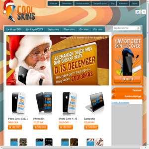 Coolskins.dk - Laptop skins og skins til iPhone