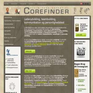Corefinder