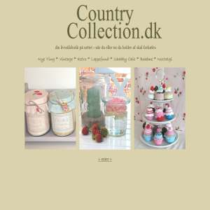 Country Collection - din livsstils butik på nettet