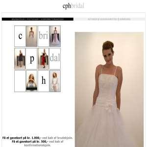 Brudekjoler - Cph Bridal