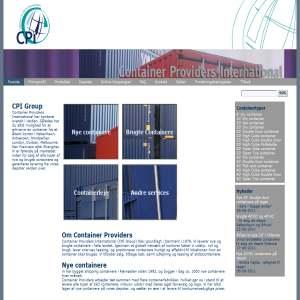 Container providers - alt i salg og leje nye og brugte containere