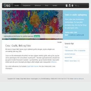 Crea | Grafik, Web & Foto