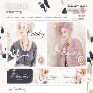 Dametøj og modetøj - Cream Clothing