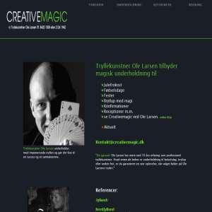 Creativemagic.dk