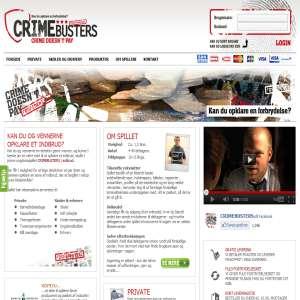 CRIMEBUSTERS - Kriminalitet betaler sig ikke!