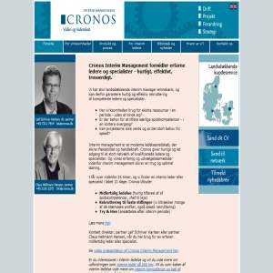 Cronos Interim Management