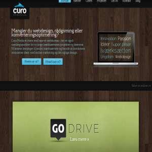 Curo Media - Et webbureau