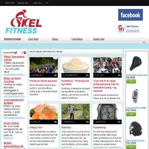 Cykel Fitness