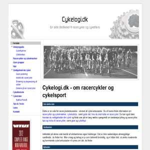 Cykelogi.dk