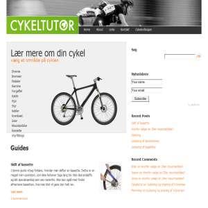 Cykeltutor