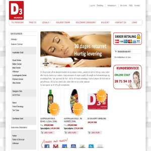 D3 Shop