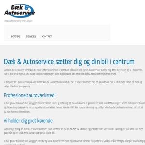 Dæk & Autoservice