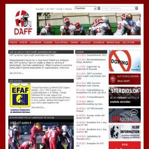 DAFF -Dansk Amerikansk Fodbold Forbund
