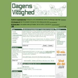 DagenVittighed.dk - jokes & vittigheder