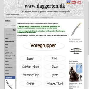 Daggerten.dk