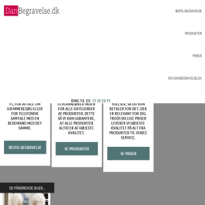 DanBegravelse.dk