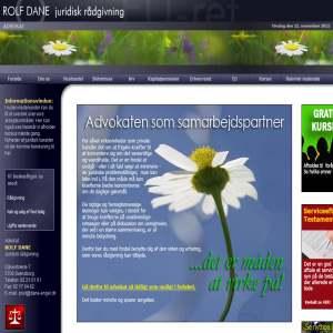 Rolf Dane | juridisk rådgivningsvirksomhed i Svendborg
