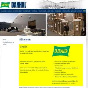 Danhal kvalitet lagerhaller, telthaller og telte udvikles, fremstilles og sælges