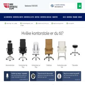 Dansk Kontorstole Forsyning
