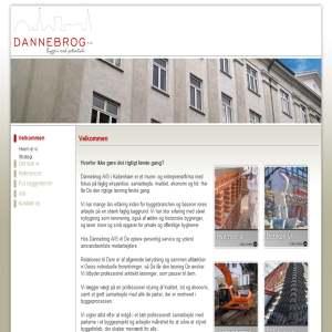 Dannebrog A/S | Murer- & Entreprenørfirma