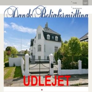 Boliger i Danmark - Dansk Boligformidling