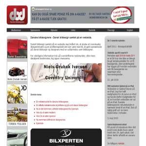 Danske Bildesigneres Netværksside