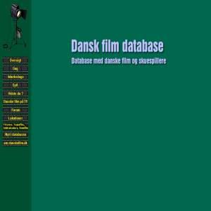 Dansk film database | danske film