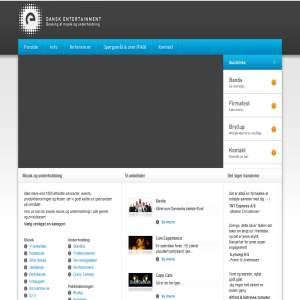 Dansk Entertainment - Booking & events