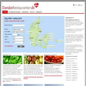Danske restauranter | Michelinstjerner