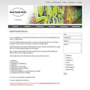 Dansk Facade Service
