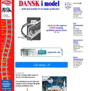 DANSK i model