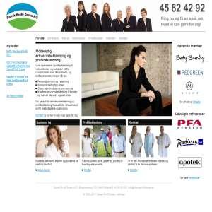 Dansk Profil Dress Erhvervsbeklædning