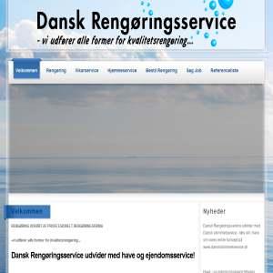 Rengøring - Dansk Rengøringsservice