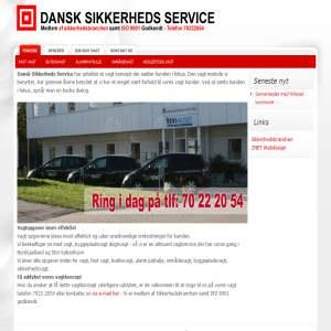 Dansk Sikkerheds Service Aps