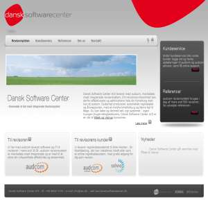 Dansk Software Center A/S - audcom revisorsystem