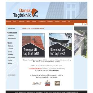 Dansk Tagteknik A/S