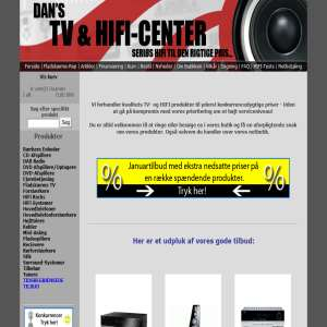 Dans TV & HiFi Center