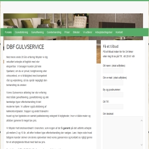 DBF Gulvservice
