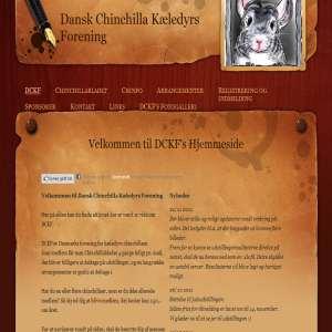 Dansk Chinchilla Kæledyrs Forening