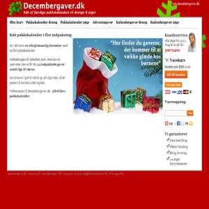 Decembergaver.dk