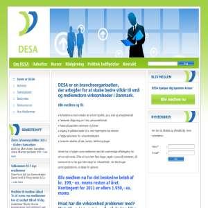 DESA - Dansk Erhvervssammenslutning