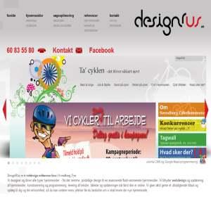 Design R us - trendy webdesign